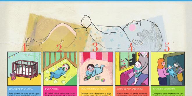 mi pediatra en casa postura dormir bebe muerte subita