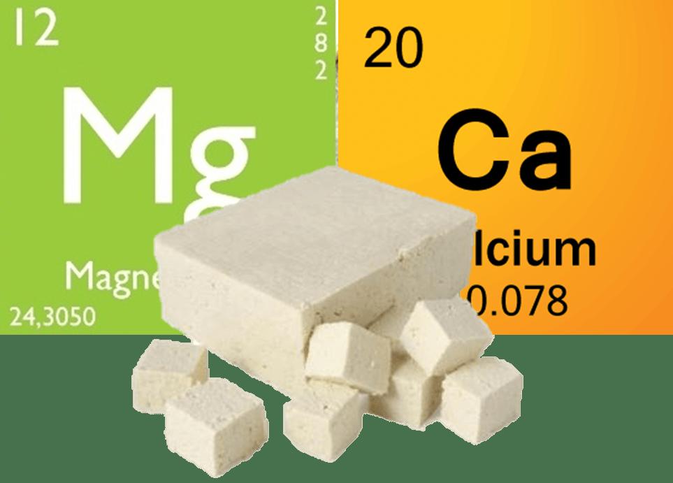 es el tofu una buena fuente de calcio mi pediatra vegetariano