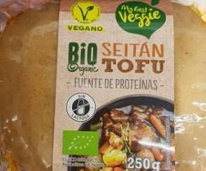 análisis bio seitán tofu lidl