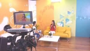 Entrevista acerca de Jóvenes y redes Sociales para el programa Collage de Canal Une. 2015