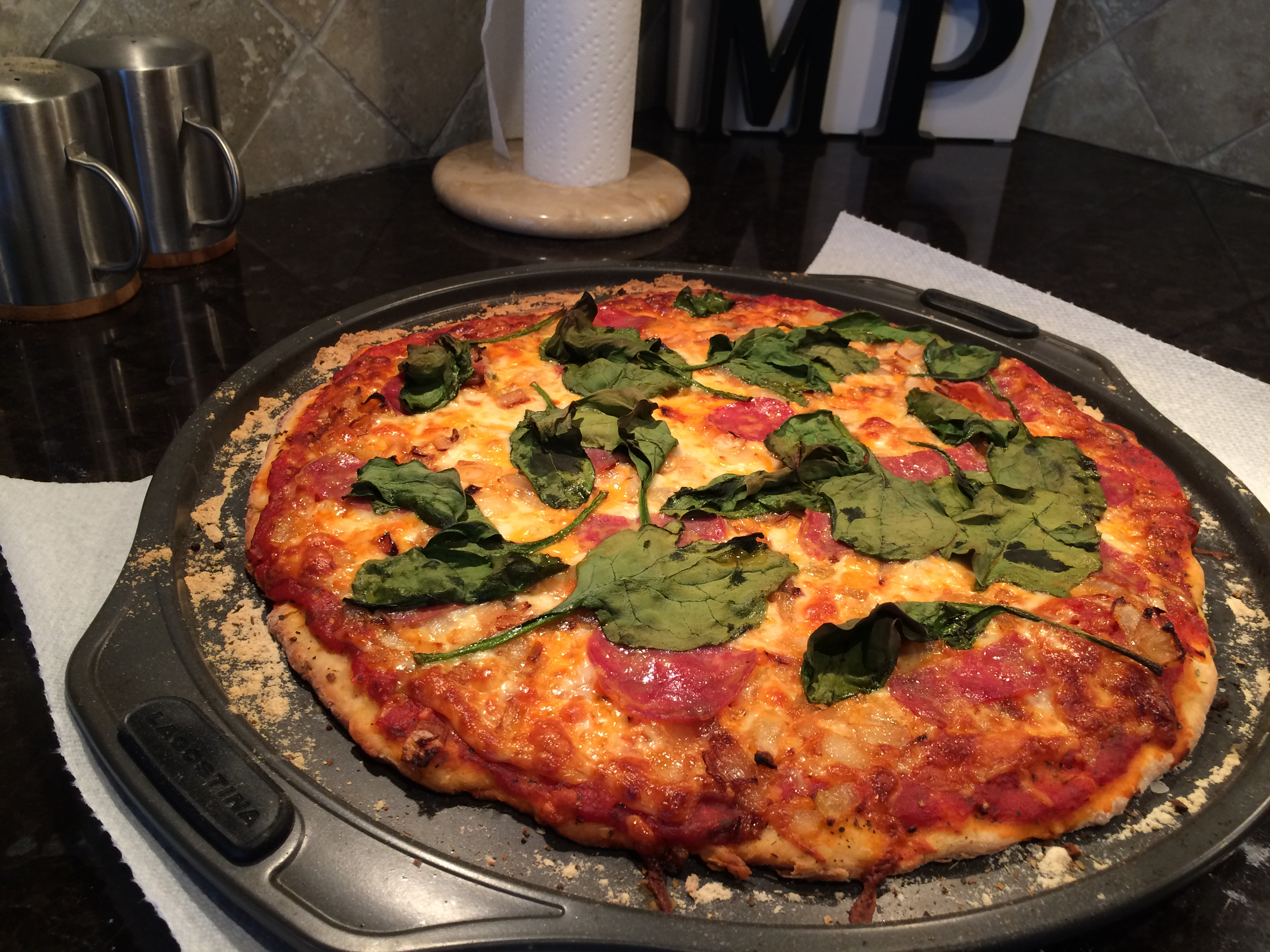 Make Your Own Pizza Oh So Easy Mipix