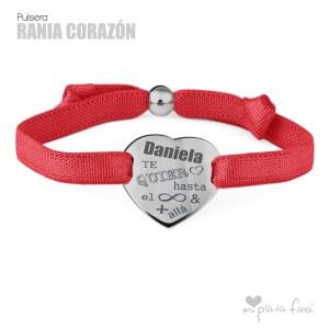 Top 10 pulseras de plata más venidas - Rania Corazón