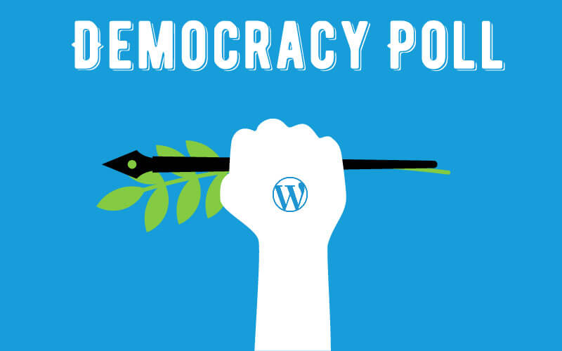democracy poll wordpress plugin