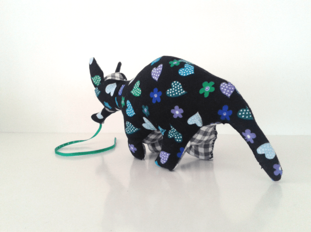 aardvark plushie