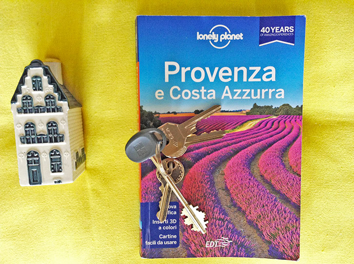 provenza lonely planet