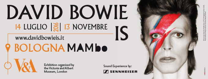 David Bowie is mambo