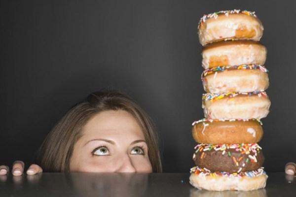 atracones de comida de azucar