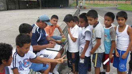 Inician Escuelas de Formación Deportiva en Indeportes