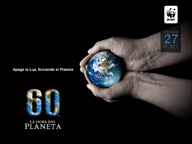 Colombianos se sumarán este sábado a la hora del planeta y apagarán las luces durante una hora