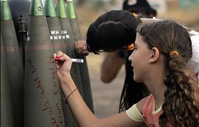 ¿Educación o guerra?