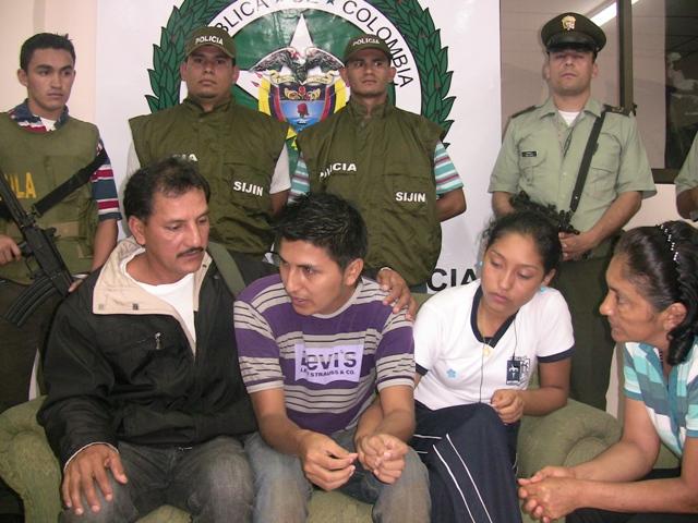 La Policía Nacional frustra secuestro de un ciudadano