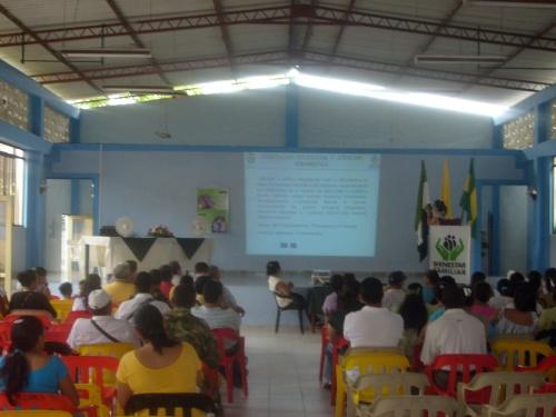 Positiva rendición de cuentas del ICBF en Puerto Leguízamo