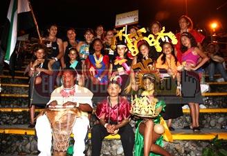 Ibagué vibró con el encuentro nacional de danza infantil