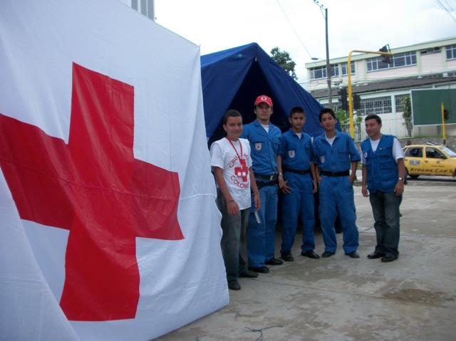 Cruz Roja Putumayo continua recolectando ayudas para damnificados por el invierno en el país
