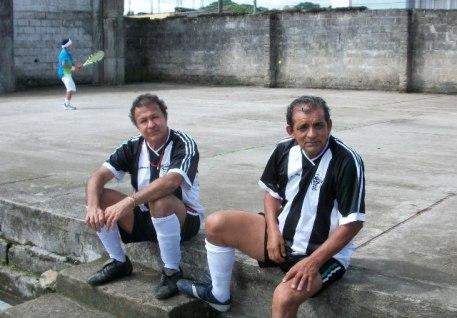 Luis Carlos Valecia y Edilberto Pantoja - Al Fondo, el Tenista