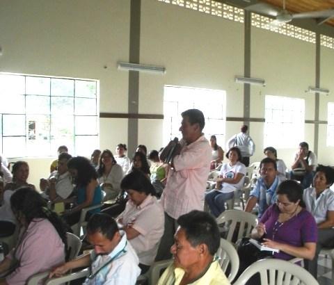 Encuentro Departamental de Personas en Situación de Discapacidad