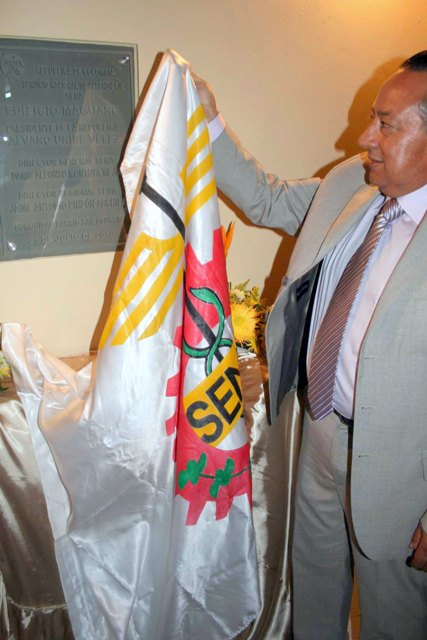 Con éxito terminó inauguración de sede del SENA en Mocoa (Putumayo): 'El Maguaré'