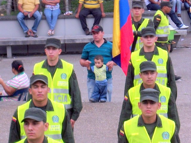 Nuevo destacamento de Policías para el Putumayo