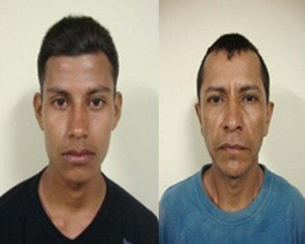 Capturados extorcionistas en Puerto Guzman