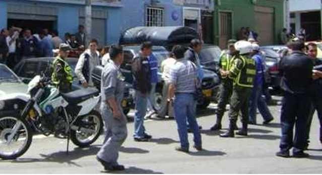 Nueve personas capturadas por la policía Nacional en el Departamento del Putumayo
