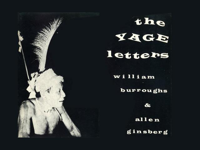 Cartas del Yagé