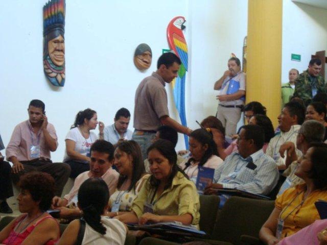 Rivera dedica la aprobación de la Ley de Víctimas al pueblo del Putumayo
