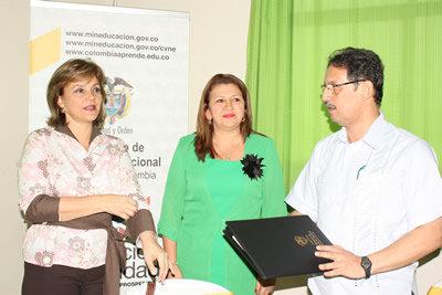 Putumayo recibe certificación de ICONTEC para sector educativo