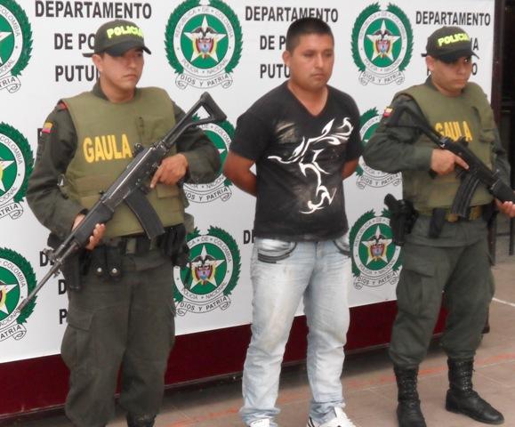 Gaula de la Policía captura a presunto secuestrador
