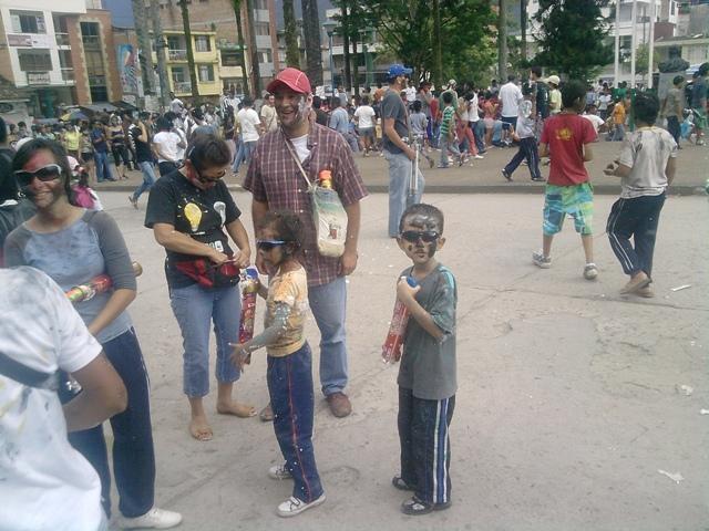 Carnaval de Mocoa en Imágenes – 5 de Enero (día de negros)