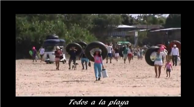Regata Ecológica 2012 – Puerto Caicedo