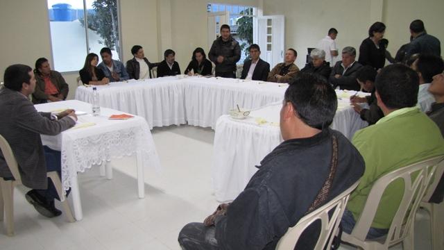 Periodistas del Valle de Sibundoy celebraron su día