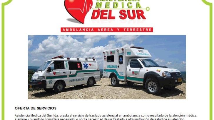 Asistencia Médica del Sur