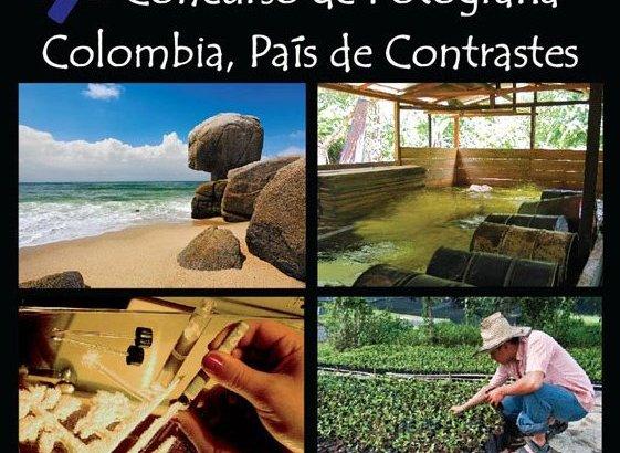 Colombia, País de Contrastes. Concurso de Fotografía
