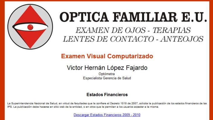 Optica Familiar