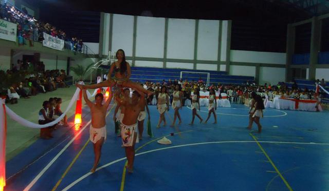 VII Encuentro Surcolombiano artístico, cultura y recreativo Corazón Libre