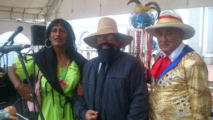 Desfile del Pregón del Carnaval en Mocoa