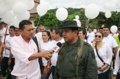 marcha por la paz putumayo 2