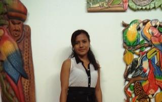 Carolina Andrea Hernández Ponce, lidera un trabajo excepcional por los jóvenes de su región, ella creyó, se atrevió y hoy es un ejemplo para el país.