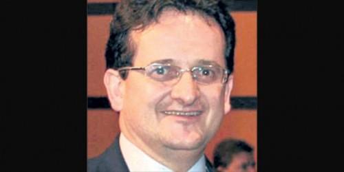 Ricardo Lozano es el embajador de Colombia en Ecuador. Foto: Archivo/