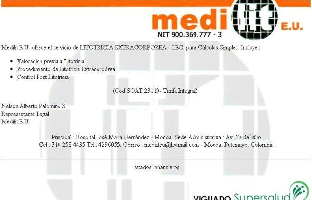 Medilit E.U.