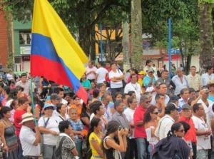 (foto : El Pueblo de Mocoa - SLF- 2013)