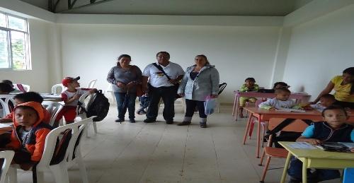 El Banco de Alimentos en Mocoa