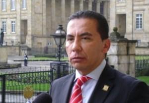 Representante Carlos Rojas