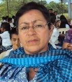 Fanny Portilla Valencia. Rectora institución Francisco José de Caldas.