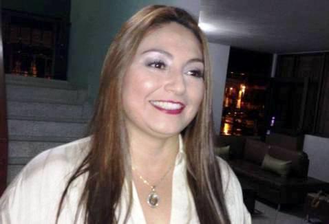 Mi apoyo a Rivera Flórez, es incondicional: afirma Vilma Zapata Ortiz