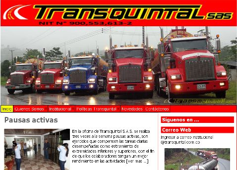 Transquintal S.A.S.