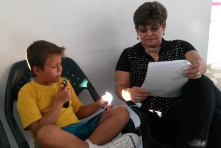 Nubia Daza - Rectora Liceo  Victoria Regia Entrevista : Samuel David Arenas Ordoñez