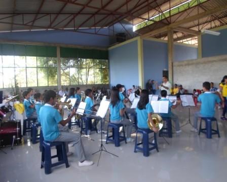 Banda Sinfónica Puerto Caicedo