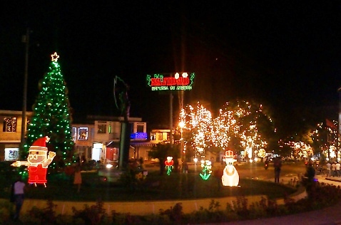 Confirmado alumbrado navideño para Mocoa