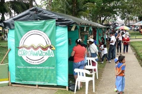 Emprendedores Verdes en Encuentro Trifronterizo en Leguízamo, Putumayo